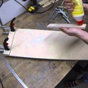 balance board selber bauen