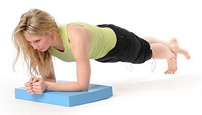 airex balance pad übung